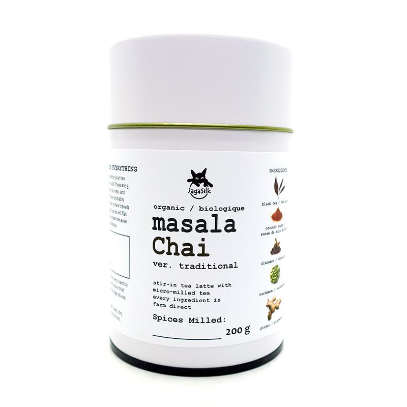 Masala Chai Tin